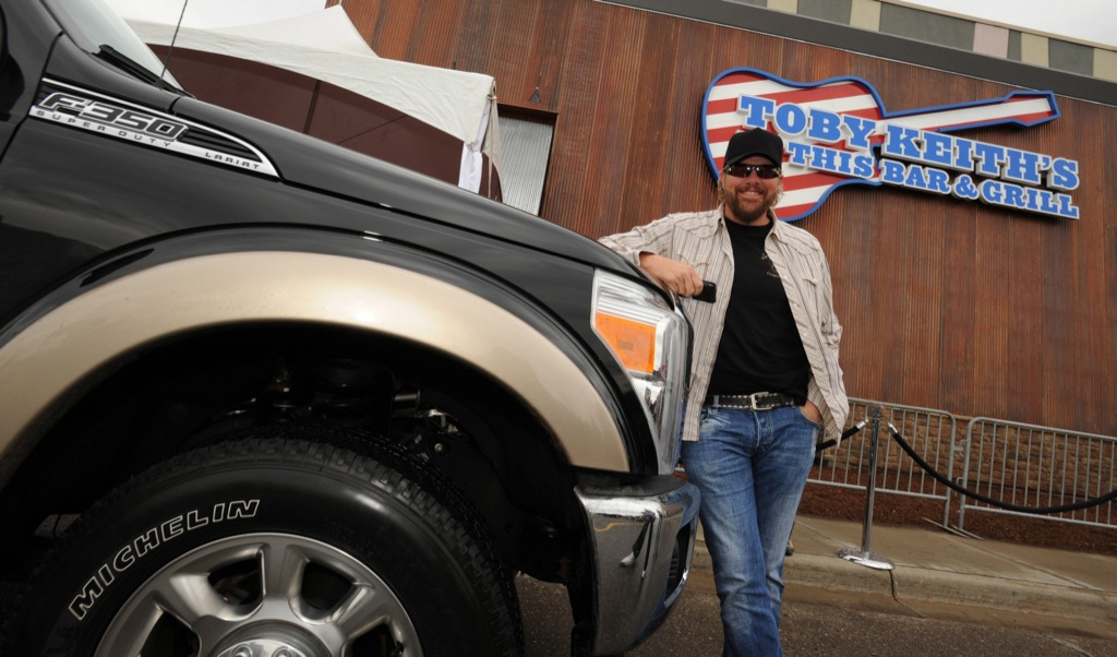 Ford Teams Up with Toby Keith for 2011 Super Duty Campaign ...