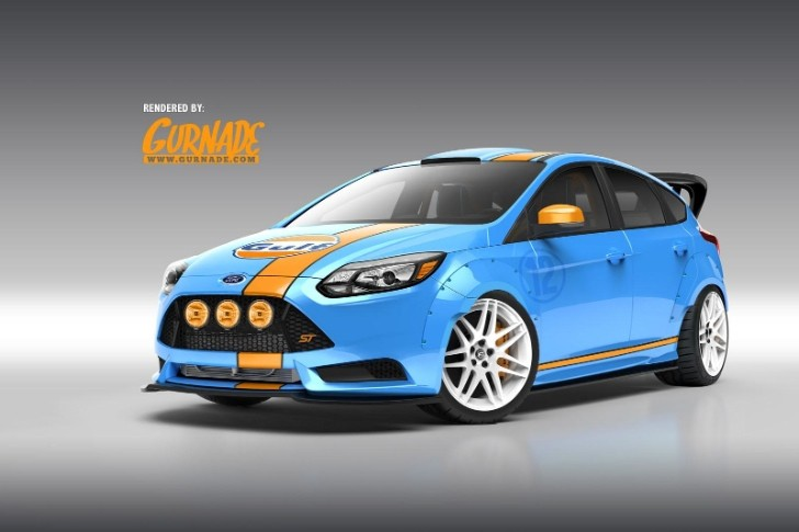 Ford Teases Four More SEMA Concepts