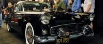 Ford Thunderbird Sold For $600,000 at Scottsdale Auction