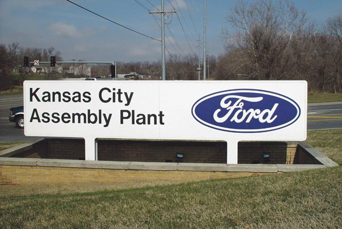 Kansas city ford plant employment for Ford motor company kansas city mo