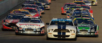 Ford to Field Mustang in Sprint Cup from 2013