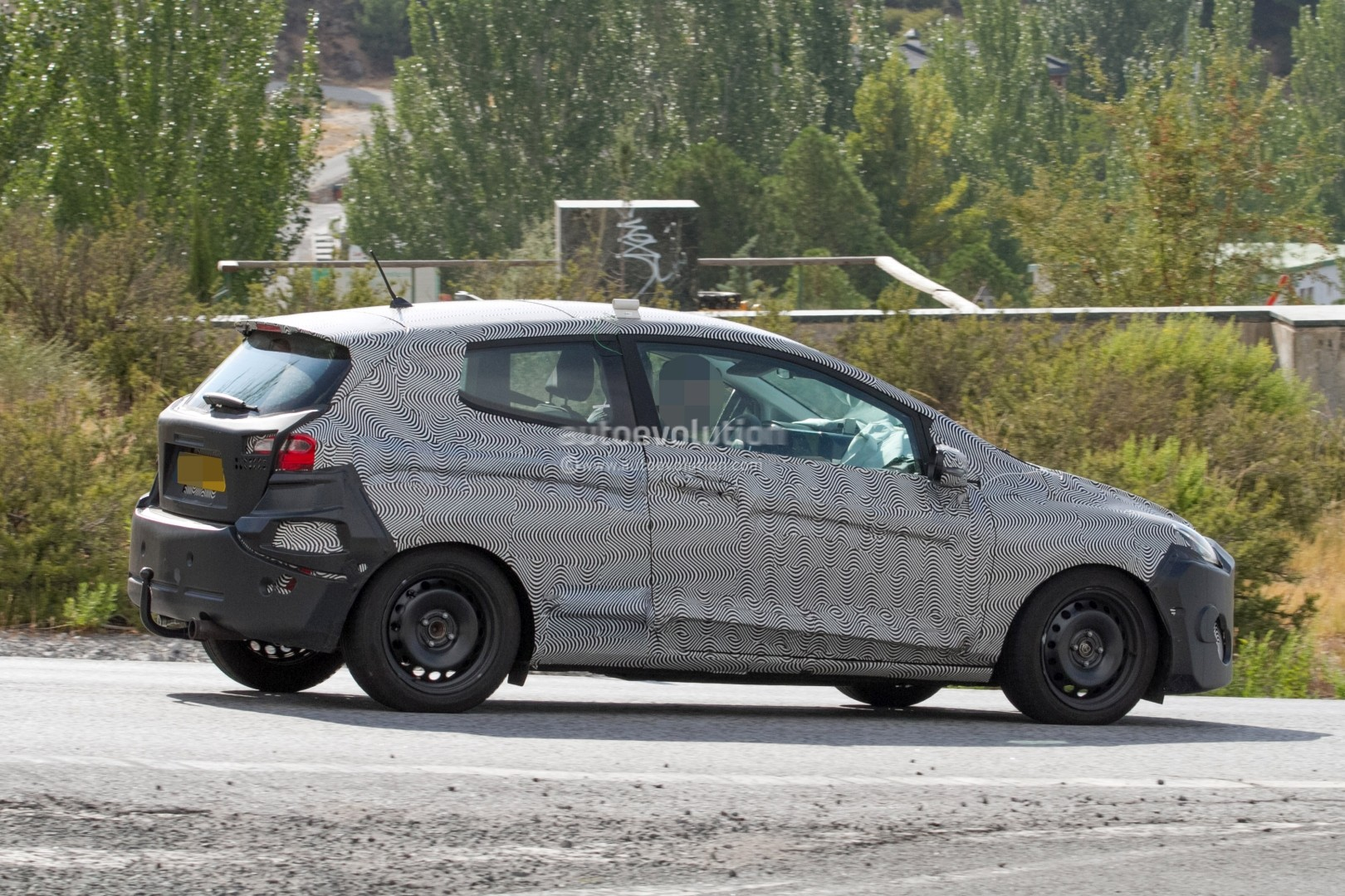 Next-generation Ford Fiesta
