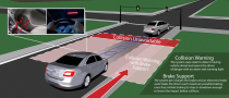 Ford to Offer Collision Warning on More Models