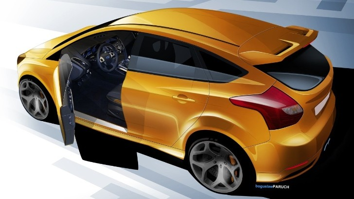 Ford to Only Release One RS Model at a Time