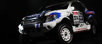 Ford to Race at 2014 Dakar with Ranger Pickup Trucks