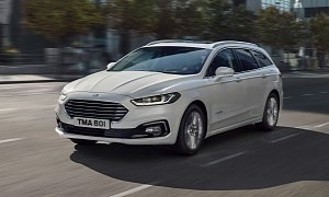 Ford to Replace Mondeo, S-Max With Subaru Outback-Style Crossover