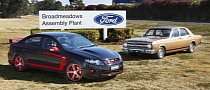 Ford to Shut Down Australian Production in 2016