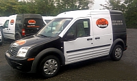 Geek Squad chooses Ford vans