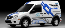 Ford Transit Connect Electric Debuts at 2010 IAA Commercial Vehicle Show