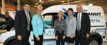 Ford Transit Connect Electric Praised by Michigan Governor
