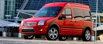 Ford Transit Connect Gets XLT Premium Wagon Version