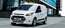 Ford Transit Connect UK Prices Announced