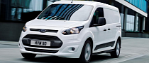 Ford Transit Connect Wins International Van of the Year Award