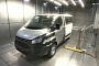 Ford Transit Door Testing [Video]