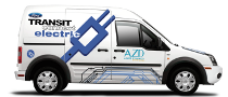 Ford Transit Electric LEAD Program Complete