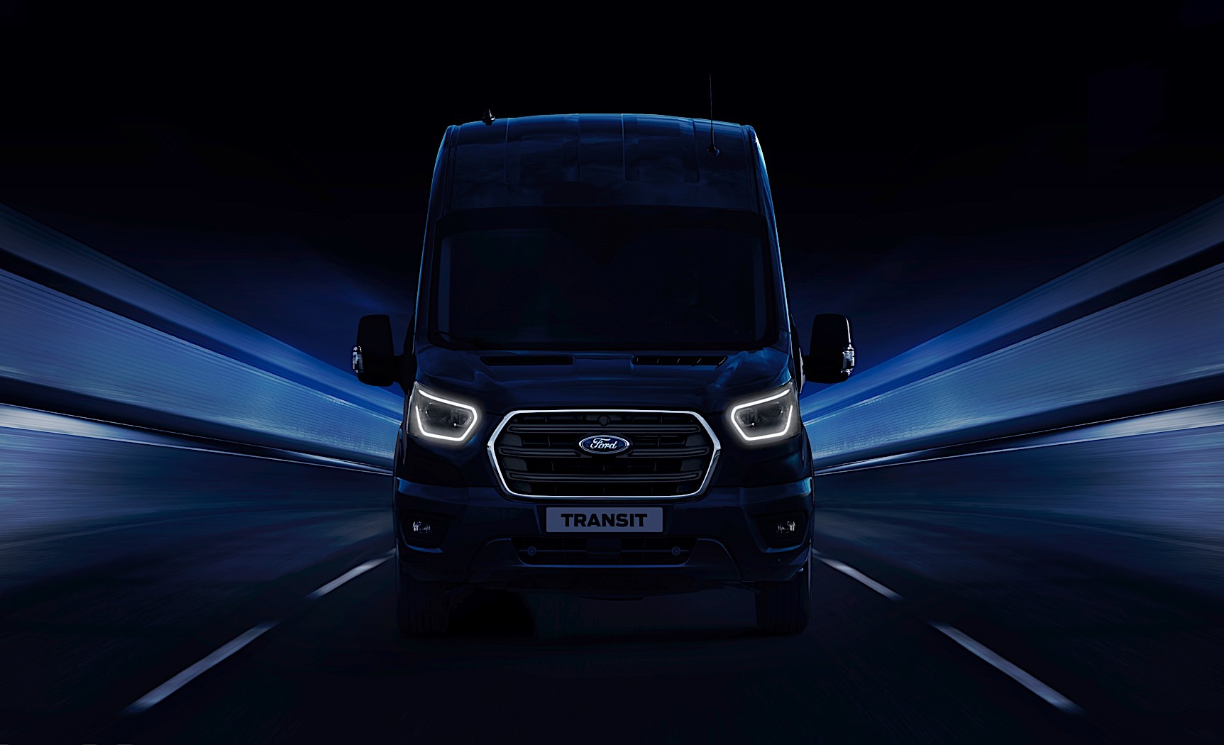 ford transit hybrid versions to be unveiled in germany autoevolution. Black Bedroom Furniture Sets. Home Design Ideas