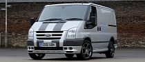 New Ford Transit SportVan Special Edition Released