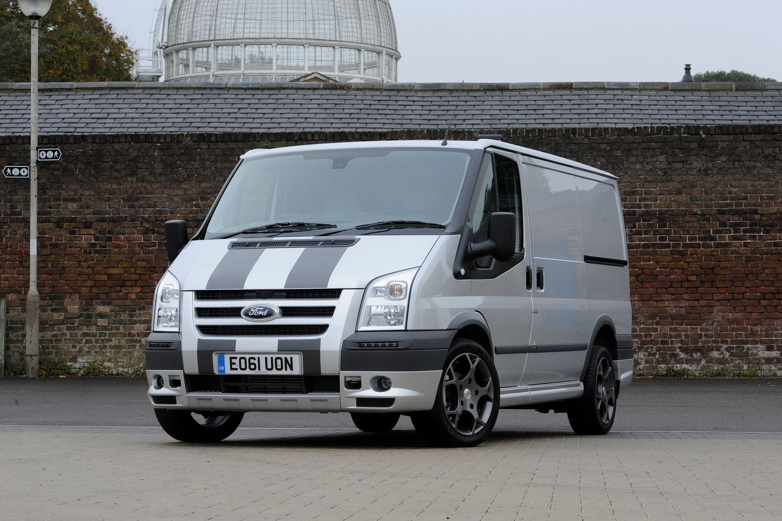 new ford transit sportvan special edition released. Black Bedroom Furniture Sets. Home Design Ideas
