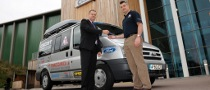 Ford Transit Tourneo for Disabled Ski Team