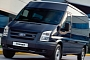 Ford Transit Van Coming to the US as T-Series