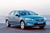 The current generation Mondeo
