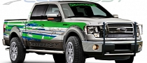 Ford F-150 and F-350 to Assault 2011 SEMA Show