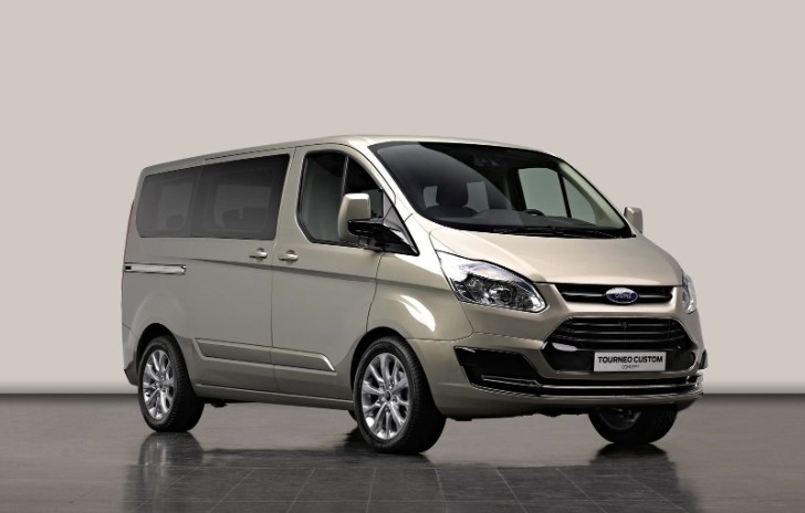 "Ford Unveils New ""People-Mover"" Fleet in Geneva [Photo Gallery]"