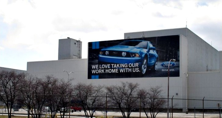 Ford US Plants Currently Working at 114% Capacity