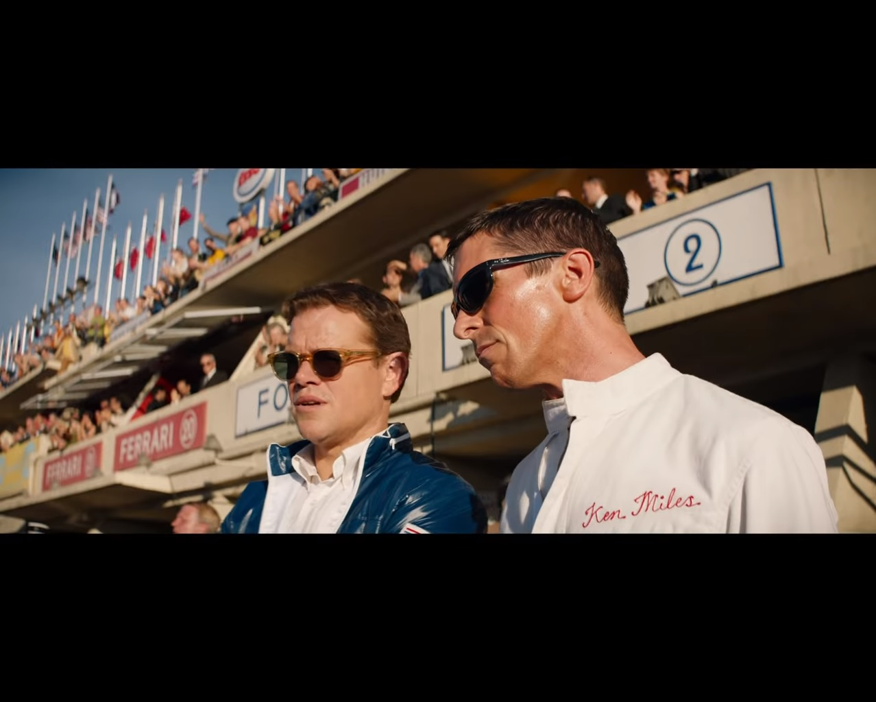 Ford v Ferrari (2019) - Movie Trailer #2