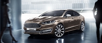 Ford Vignale Concept New Photos Released [Photo Gallery]