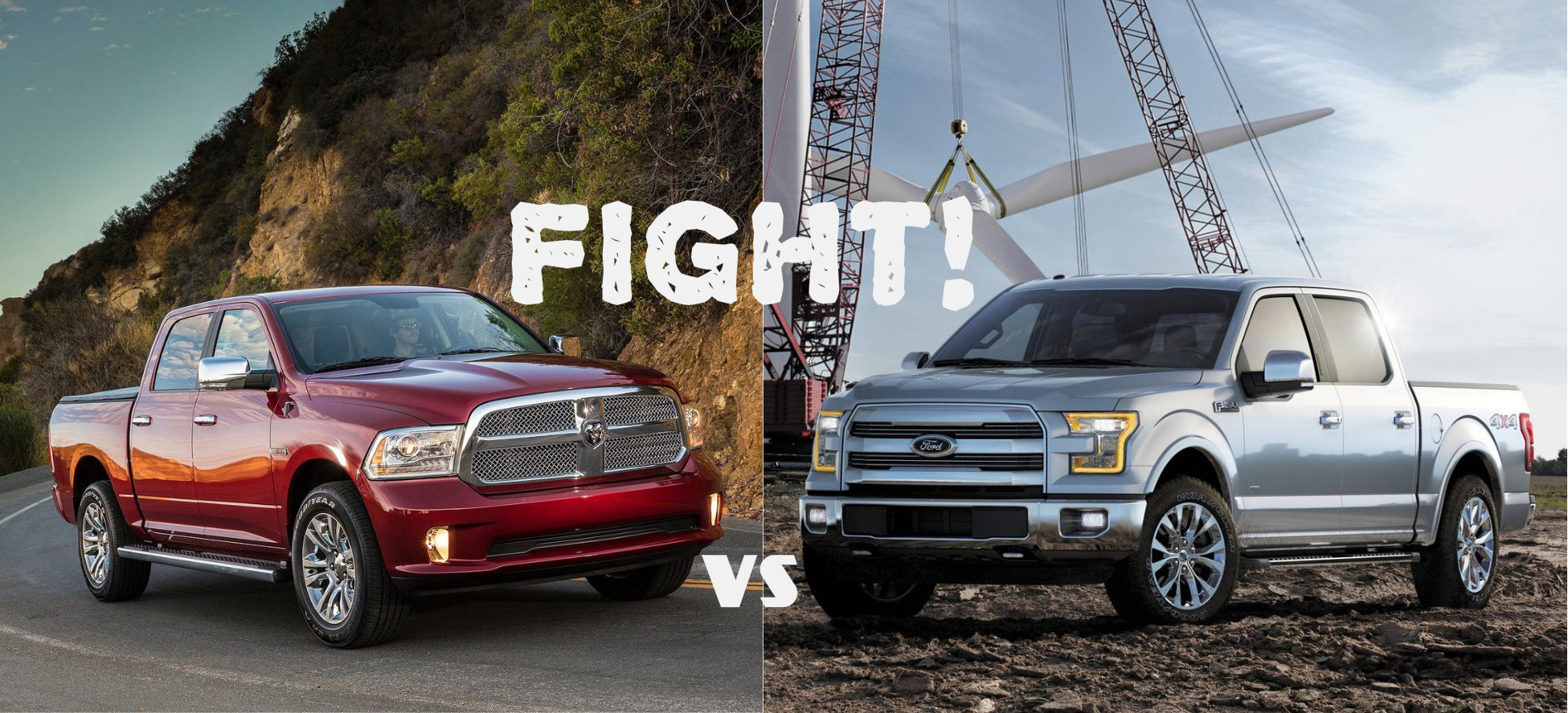 Ford Wages Legal War Against Ram Truck's Best-in-Class ...