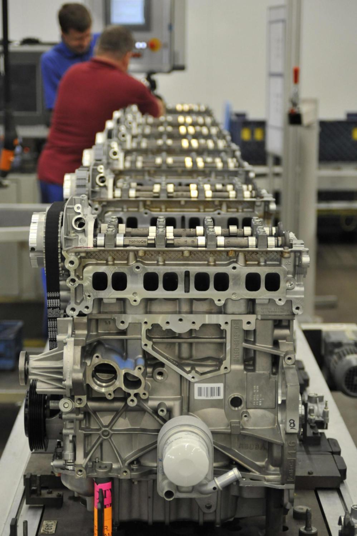 Ford s hero engine