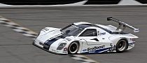 Ford's EcoBoost Racing Prototype Breaks Daytona Speed Record