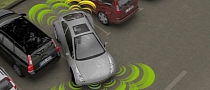 Ford's Perpendicular Parking System Detailed