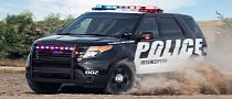 Ford's Police Interceptor SUV Gets 365 HP EcoBoost Engine
