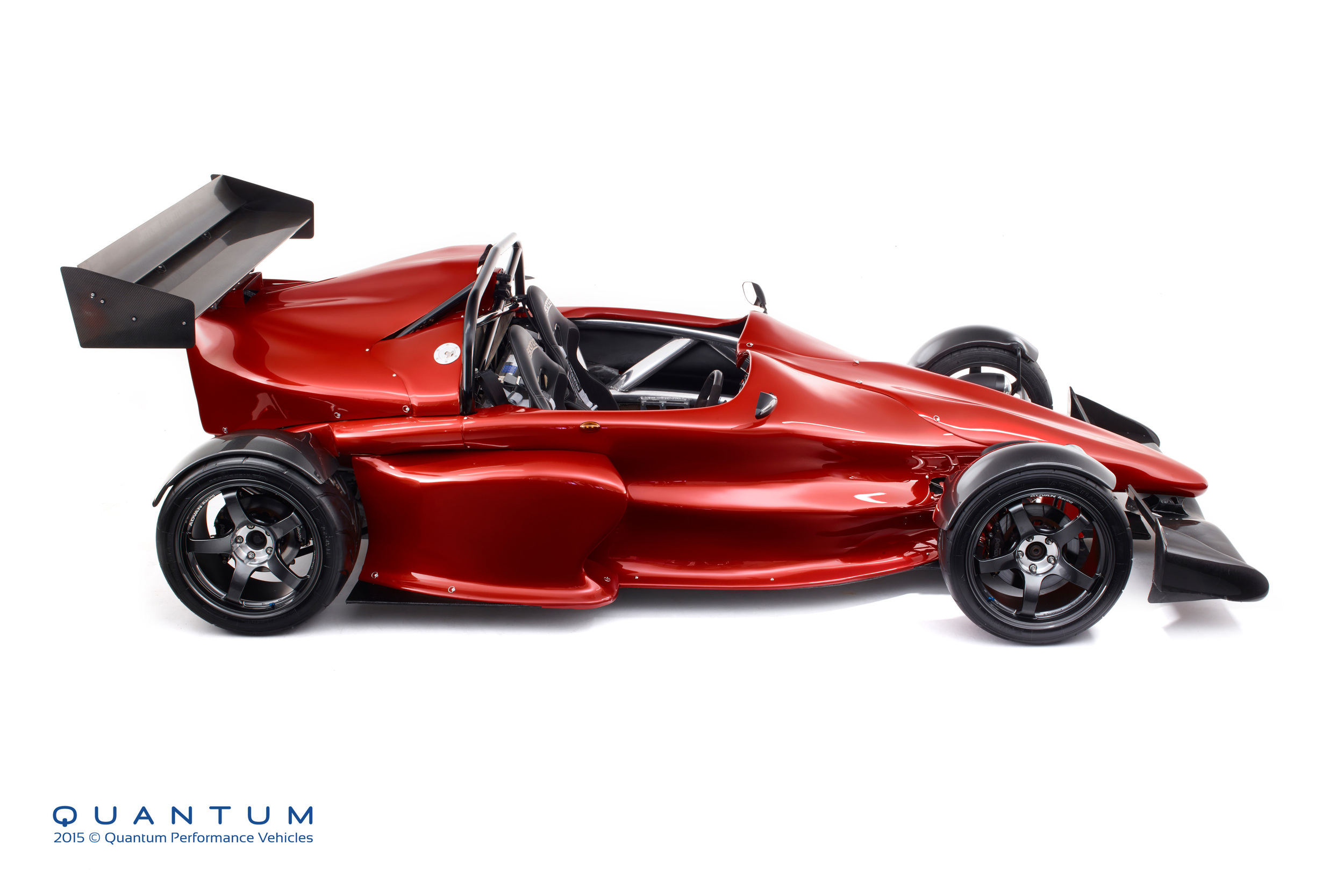 Forget the Ariel Atom 500 V8, Here's the 700 HP Quantum GP700 ...