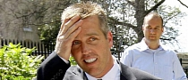 Former NASCAR Driver Jeremy Mayfield Arrested on Meth Charges