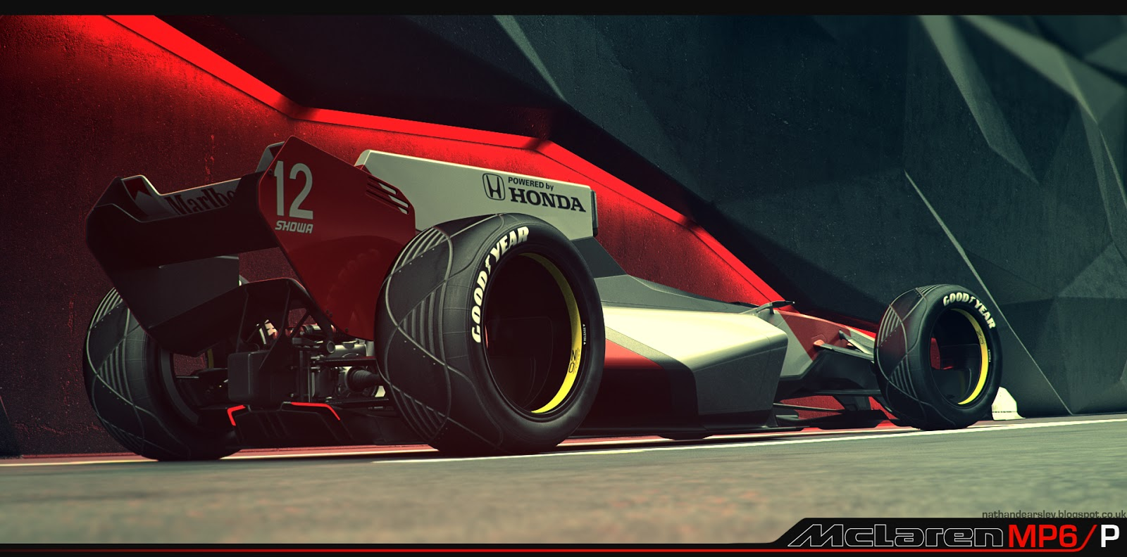 Formula 1 Cars From 2056 Might Look Like This We Want