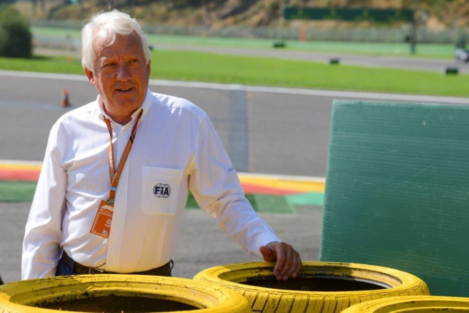 Charlie Whiting Gallery: Formula 1 Race Director Charlie Whiting Dead At 66
