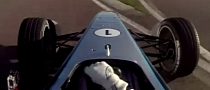 Formula E Car Completes First Track Test [Video]