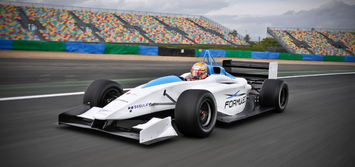 Formula E Green Racing Series Gets Licensed by FIA  autoevolution