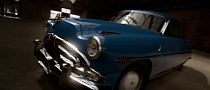 Forza Motorsport 4 July Car Pack - Jag XK120 Inside [Video]