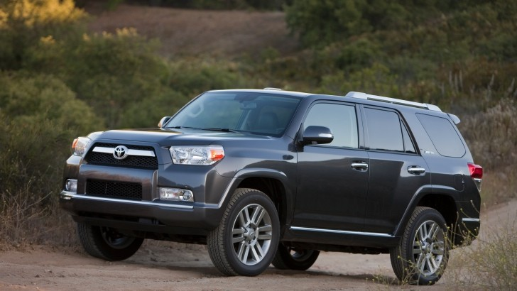four toyota models included in most reliable 2013 corssovers suvs top. Black Bedroom Furniture Sets. Home Design Ideas