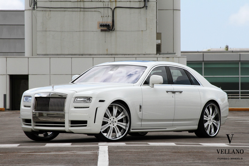 Francisco Corderos Mansory Rolls Royce Ghost Autoevolution