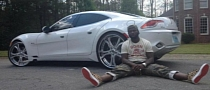 Frank Walker Puts 24-inch Rims on His Fisker Karma