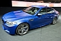 Frankfurt 2011: BMW M5 [Live Photos]