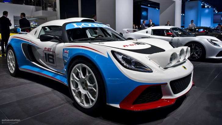 Frankfurt 2011: Lotus Exige R-GT [Live Photos]