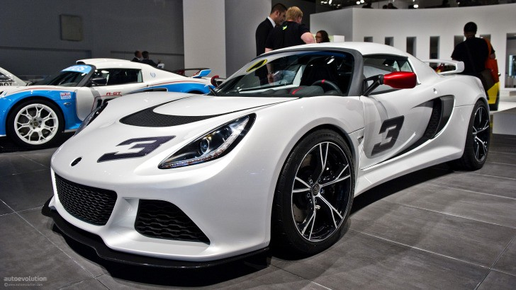 Frankfurt 2011: Lotus Exige S with 350 HP V6 [Live Photos]
