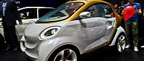Frankfurt 2011: Smart Forvision Concept [Live Photos]