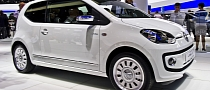 Frankfurt 2011: Volkswagen Up [Live Photos]